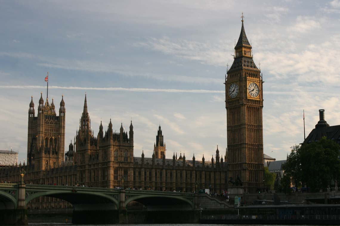 New Palace of Westminster (Houses of Parliament), City of Westminster   Viscount Cruises