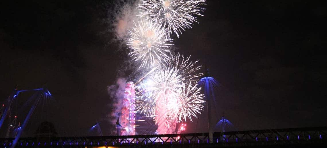 New Year's Eve Cruises, New Year's Eve Fireworks   Viscount Cruises