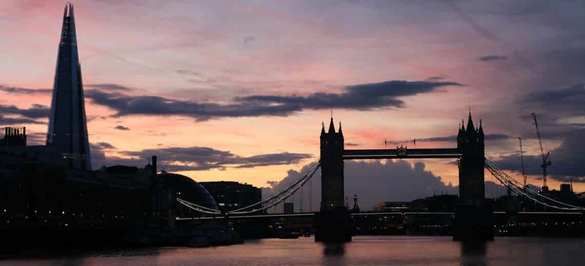 Tower Bridge & The Shard